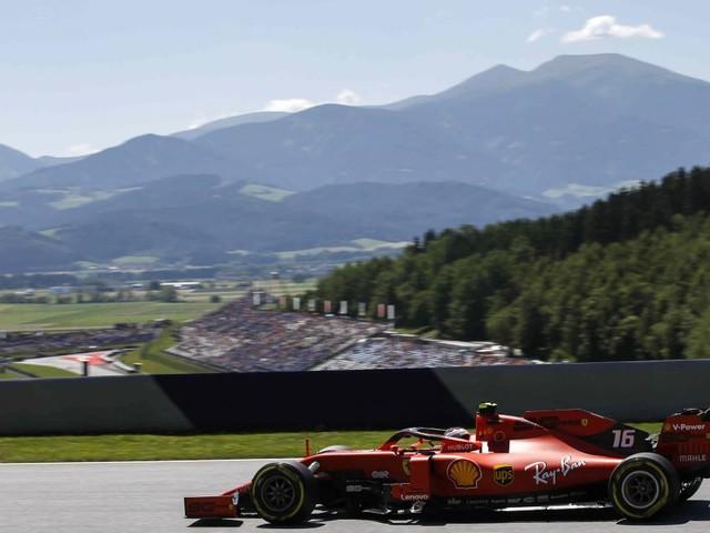 Über 10.000 Corona-Tests bei Formel-1-Rennen in Spielberg