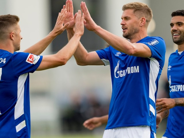 2. Bundesliga - FC Schalke 04 - Hamburger SV im Live-Ticker: Kracher-Duell zum Saisonauftakt