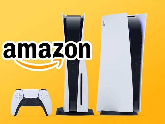 PS5: Ist sie bei Amazon am Prime Day erhältlich?