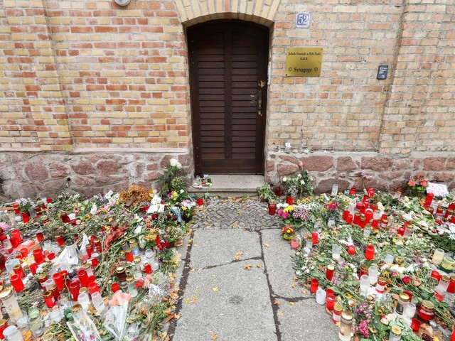 Terroranschlag in Halle: Einsatzleiter räumt Fehler ein