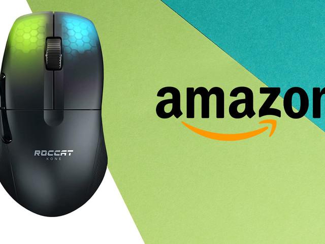 Amazon-Deal: Gaming-Maus von Roccat zum Tiefpreis