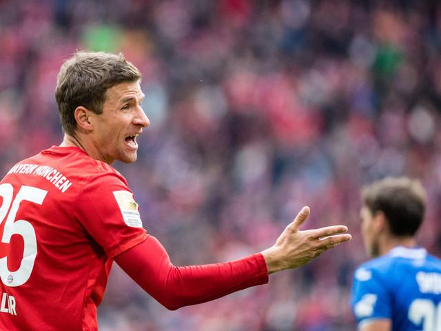 """Müller in Reservistenrolle - Top-Klub lockt Bayern-Star:""""Jederzeit willkommen"""""""