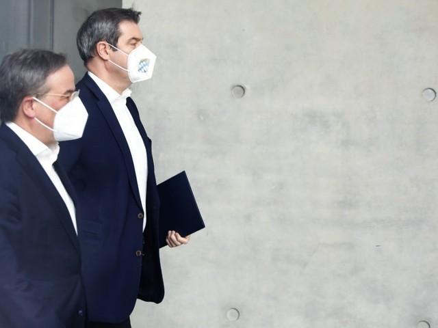 Meinung am Mittag: Kanzlerkandidatur: Die CDU setzt auf Söders Größe zu verzichten