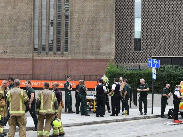 Kind in London von Museum geworfen - Teenager bekannte sich schuldig