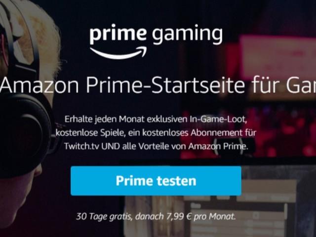 """Amazon Prime Gaming im Juni 2021: """"Ingame-Loot"""" und Spiele für Abonnenten"""