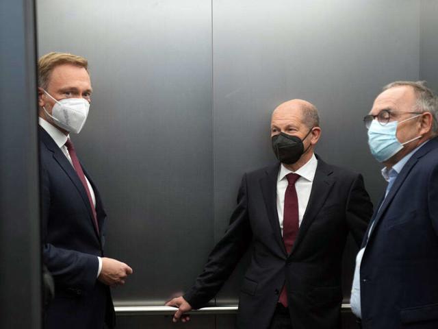 Ampel-Verhandlungen mit ehrgeizigem Zeitplan: Zentrale Ergebnisse schon für Anfang November angekündigt