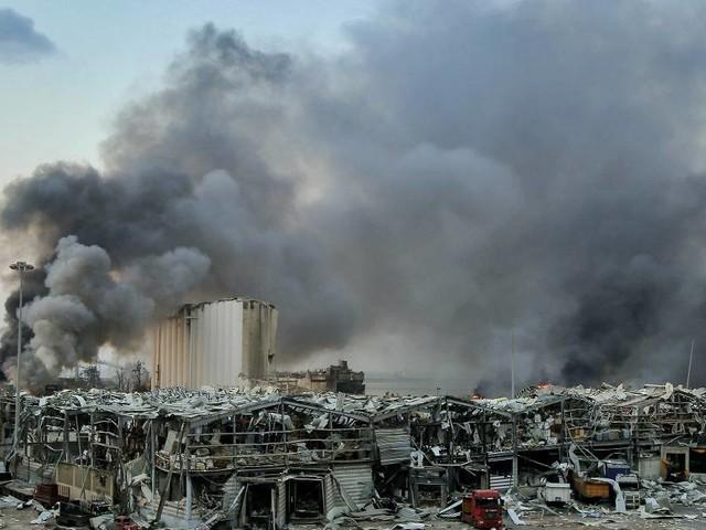 Explosion in Beirut: Ein Jahr später bleiben Verzweiflung und Wut