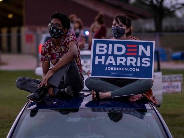 Duell zwischen Trump und Biden im Wahl-Schlüsselstaat Florida