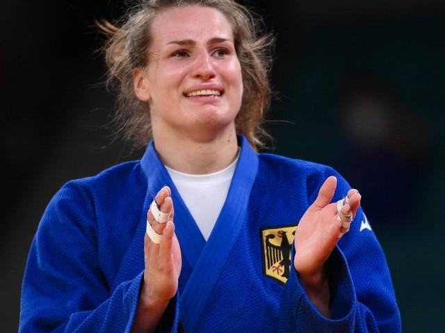 Judo in Tokio: Weltmeisterin Wagner gewinnt Olympia-Bronze