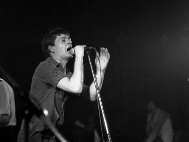 Der King der Traurigkeit: Joy-Division-Sänger Ian Curtis