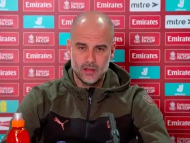 Vor FA-Cup-Halbfinale: Guardiola schwärmt von Tuchel