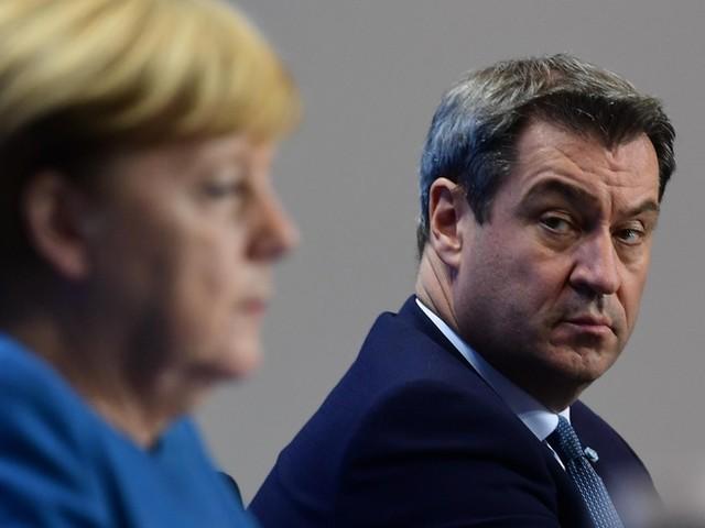 Söder will ihn noch weiter verschärfen: Das ist der Plan der Länder für das Merkel-Treffen
