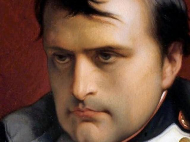"""""""Napoleon war gar nicht klein"""""""