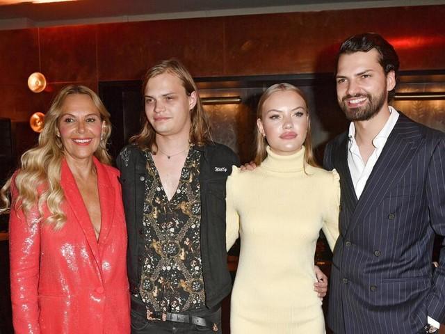 Natascha Ochsenknecht und ihre Kinder starten eigene Reality-Show