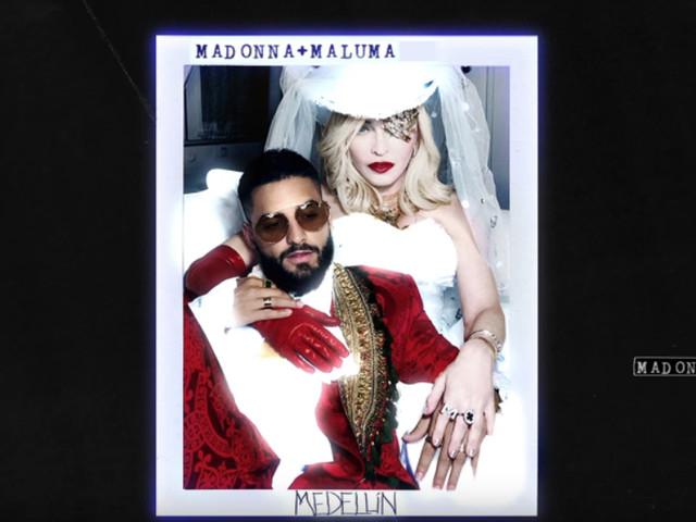 """Madonna hat sich in Kolumbien verliebt und singt von """"Medellín"""""""