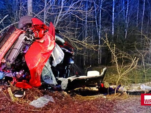 Unfall: Schwerer Unfall zwischen Birkelbach und Röspe