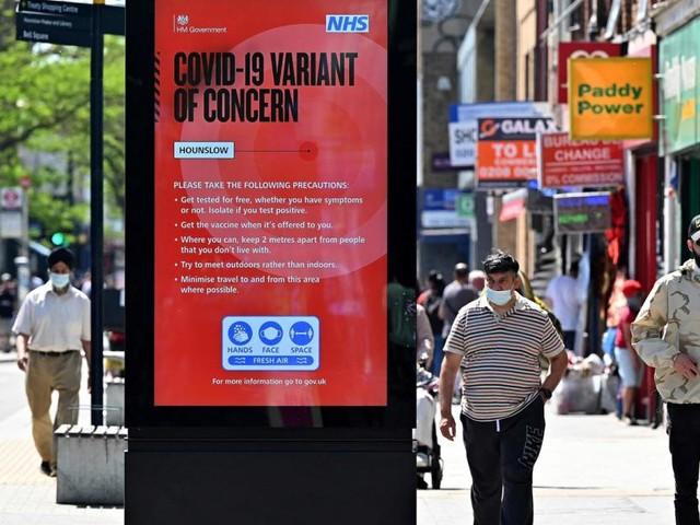 Mehr Neuinfektionen in England: Was bedeutet dieser Anstieg?