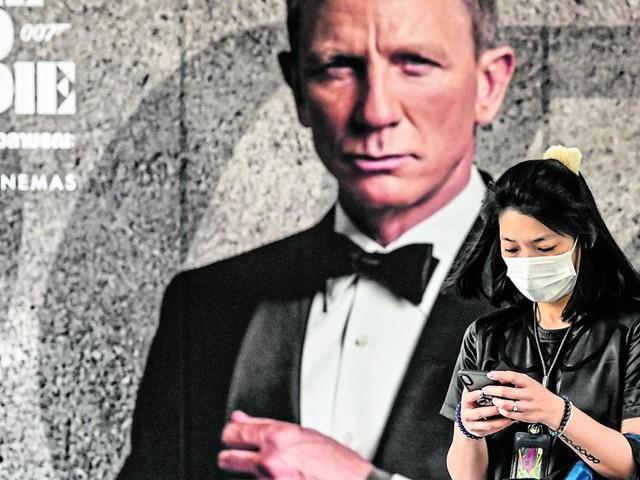Der neue Bond ist der meistgesuchte verschobene Kinofilm