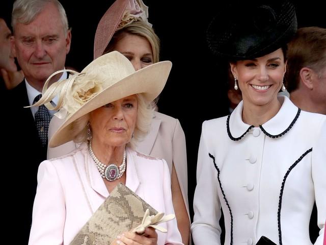 Nach Meghan: Auch Kate wurde auf Event zurechtgewiesen!