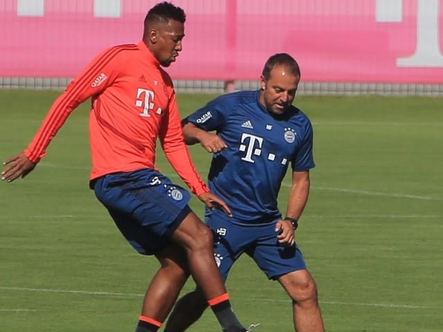 Zwei Tage Zeit für Löw-Mann Hansi Flick: Beim FC Bayern hat er nur eine Option