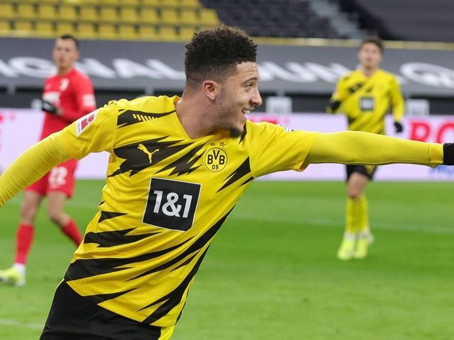 Fußball, Bundesliga: Borussia Dortmund bestätigt Sancho-Wechsel für 85 Millionen zu Manchester United fast perfekt