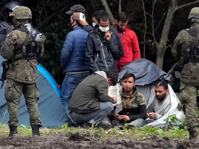 Polen will Ausnahmezustand wegen Migranten an Grenze mit Belarus verlängern