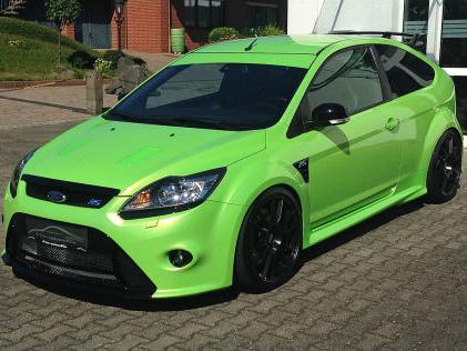 Ford Focus RS (2009): PS, MK2, kaufen, Motor, gebraucht Focus RS mit 507 PS zu verkaufen