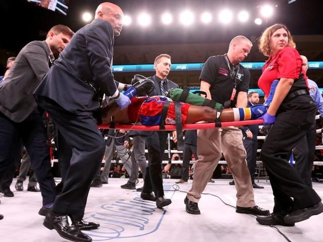 US-Boxer: Patrick Day stirbt nach K.-o.-Schlag