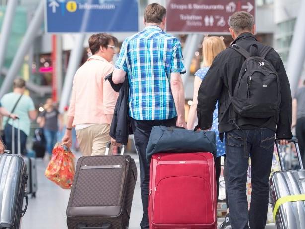 Luftverkehr: NRW-Flughäfenmit kräftigem Zuwachs an Passagierzahlen