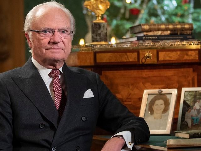 """""""Der widerwillige Monarch"""": Carl Gustav, ein Volvo unter den Royals"""