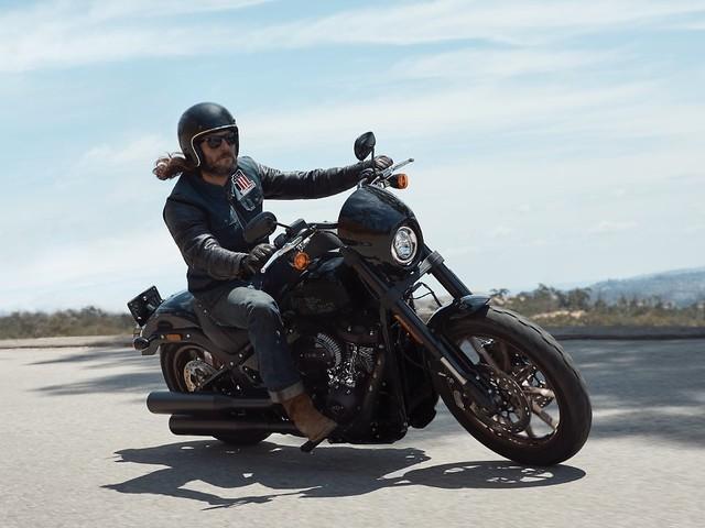 Neues für 2020: Harley verbindet Hightech mit Hubraum