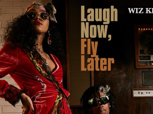 Wiz Khalifa - Laugh Now Fly Later | Das Mixtape zum Wochenende im Stream