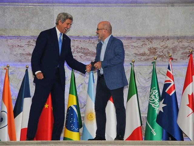 Klimaschutz - G20-Umweltminister: Keine Einigung auf ehrgeizigere Klimaziele