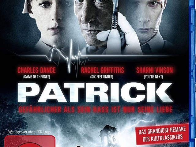 "#Horrorctober-Film Nr. 6: ""Patrick"" (2013)"