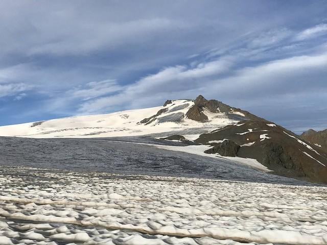 Deutscher Alpenverein: Blaues Wunder am Gipfelkreuz