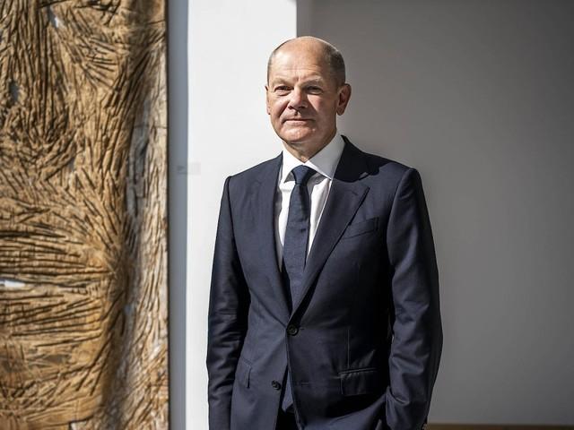 """Interview mit Olaf Scholz: """"Ohne die USA wird es nicht gehen"""""""
