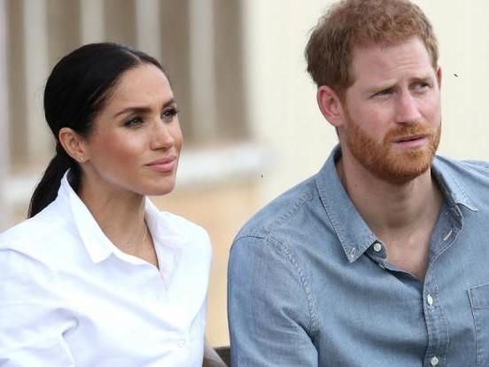 Plötzlich solo! Herzogin Meghan zeigt sich ohne Prinz Harry