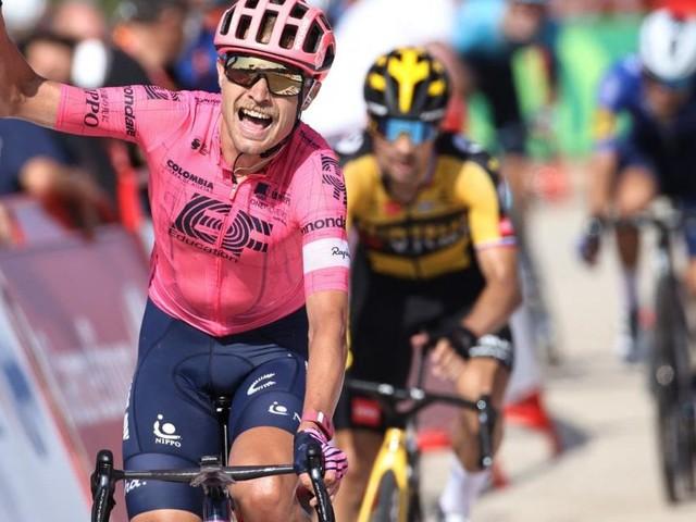 Am sechsten Tag der Vuelta trägt der Titelverteidiger wieder Rot