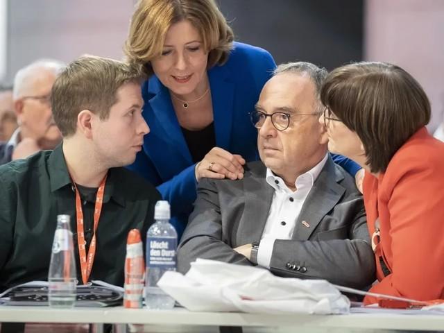 SPD-Parteitag: Revolte? Welche Revolte?