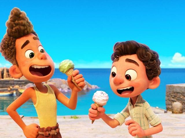 """""""Luca"""" – Pixars Wassermenschen träumen von einer Vespa"""