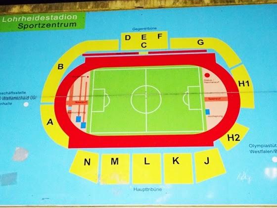 Wattenscheid - Borussia Dortmund U23 2:4 (0:2)