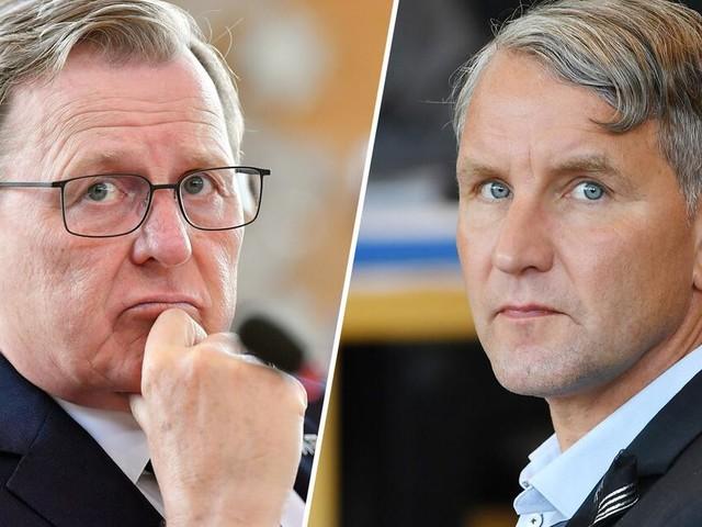 Höcke fordert Ramelow heraus und könnte die nächste Regierungskrise auslösen