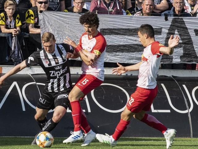 """Für Salzburg ist im Liga-Titelkampf """"noch nichts entschieden"""""""