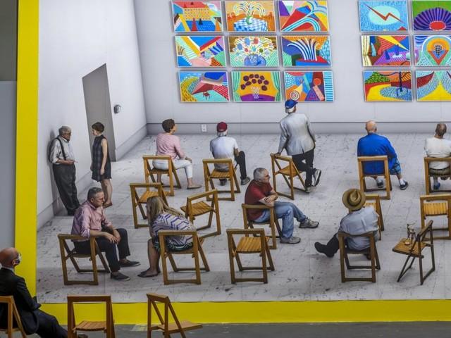 Art Basel: Das große Klassentreffen der Kunstbranche