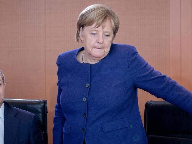Konservative in Union gegen Wiederkandidatur Merkels als CDU-Chefin