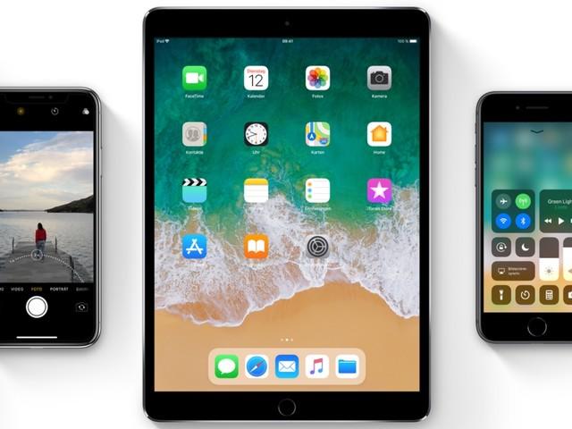 iOS 11: Nach 24 Stunden auf 10 Prozent der Geräte installiert