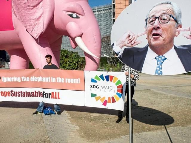 SDG - UN-Nachhaltigkeitsziele könnten laut Studie scheitern