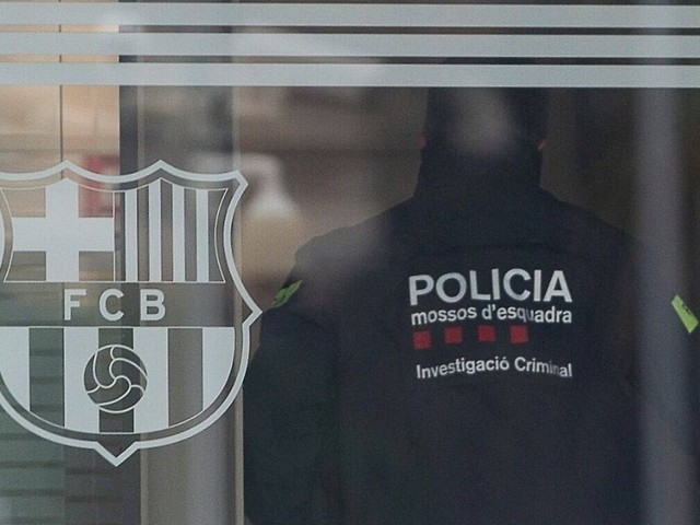 """Nach Festnahme wegen """"Barçagate"""": Messis eingesperrter Feind ist wieder frei"""