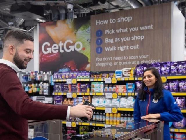 Tesco eröffnet ersten Supermarkt ohne Kassen
