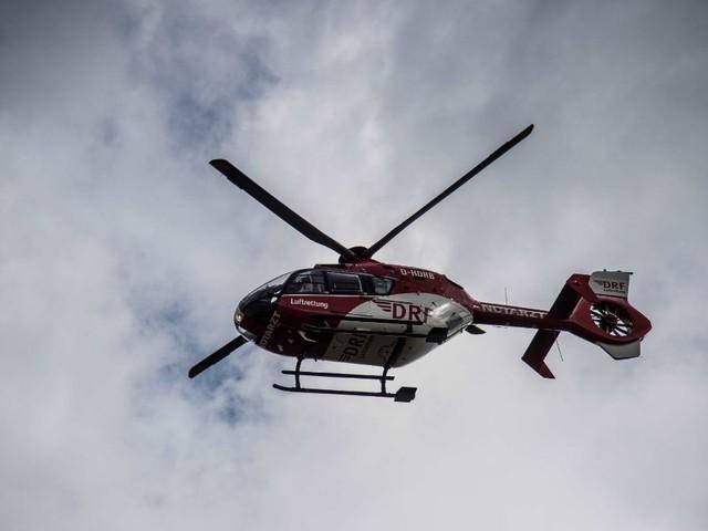 Esslingen: Nach Arbeitsunfall in Lebensgefahr